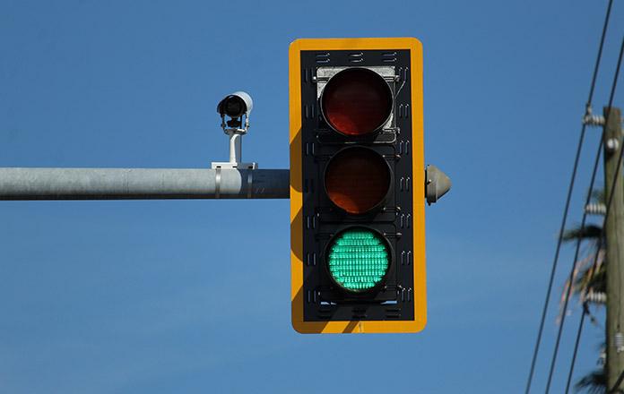 IoT control traffic