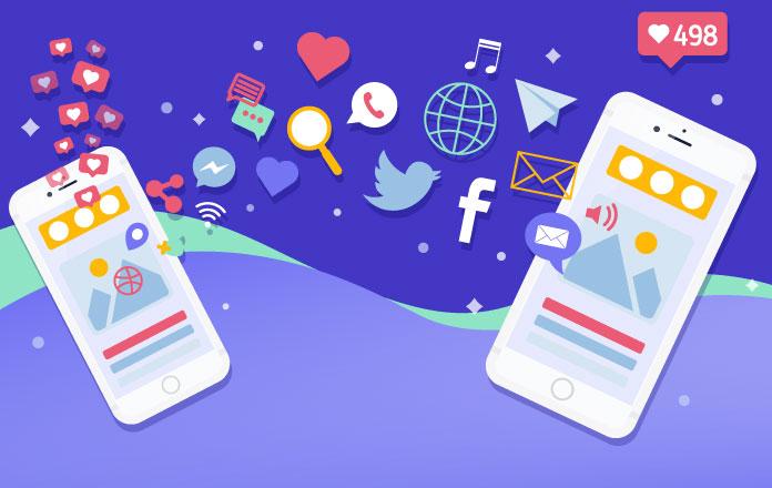How does social media help SEO