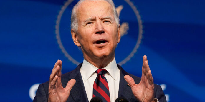 Joe Biden has an opportunity to bolster how we view Earth from space